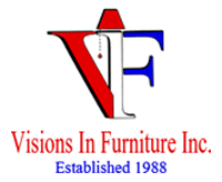 Visions In Furniture Logo